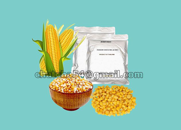 RETROT POUCH PREMIUM WHOLE KERNEL SWEET CORN IN BRINE