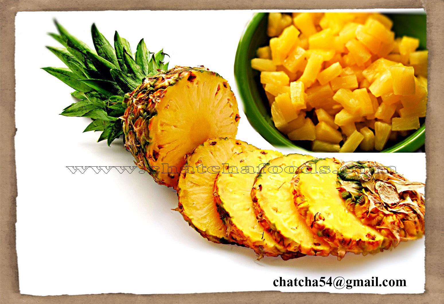 Pouch pineapple 20 KGS
